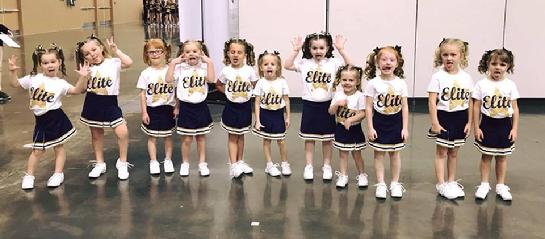 findlay elite gymnastics cheer